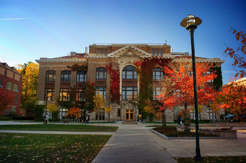 Syracuse University Bowne Hall